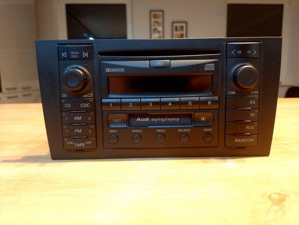 Radio samochodowe audi a6