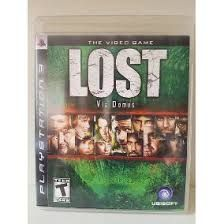 Vendo jogo Ps3 - LOST