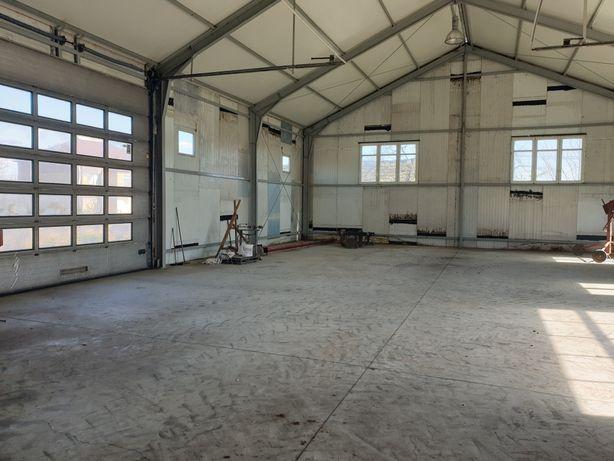 Hala/magazyn 400 m²