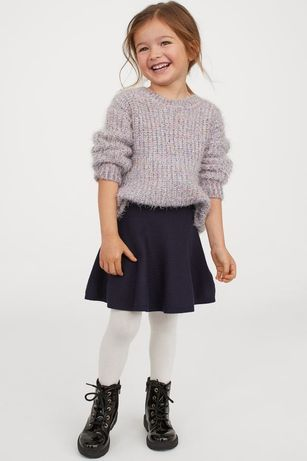 Юбка H&M, Zara, в школу 6-8 л