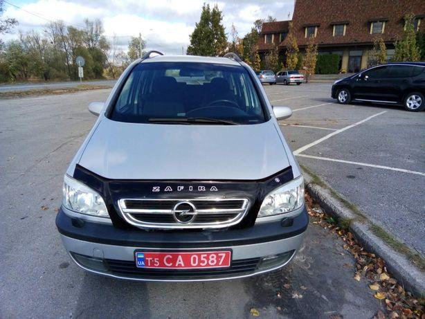 Продаю! Opel Zafira 2003! Пригнаний з Німеччини