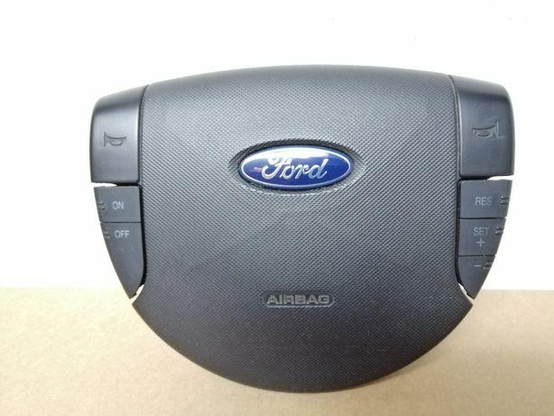 Airbag condutor com cruise control_Ford Mondeo MK3 2001 a 2007