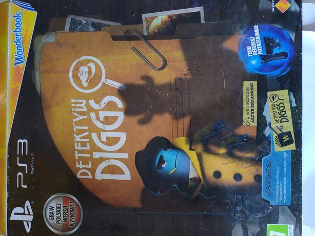 Detektyw Diggs gra PS3 zestaw