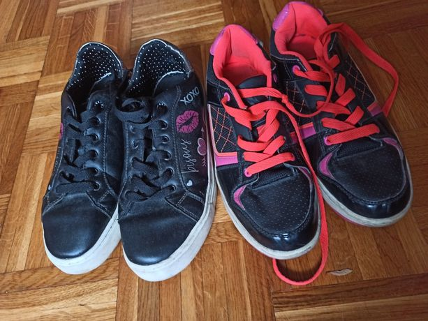 Buty sportowe damskie r.39
