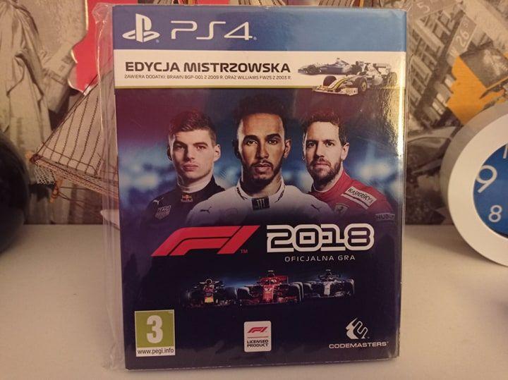 F1 2018 PS4 Formuła 1 Zabrze - image 1