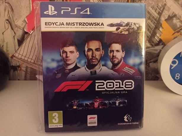 F1 2018 PS4 Formuła 1