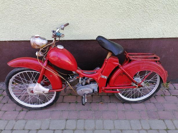 Simson Sr2. Motorower 1959