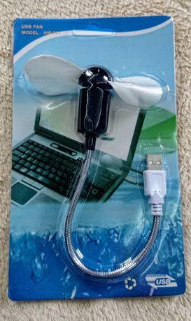 Wentylator, wiatrak USB Fan HW- 901 NOWY
