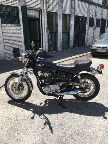 Yamaha XS 650 SE