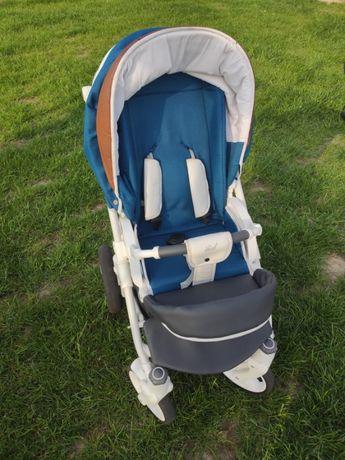 Wózek dziecięcy 3w1 BEXA IDEAL stan bardzo dobry