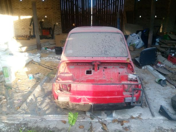 Fiat 126p 1981 rok