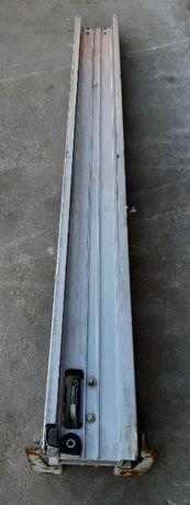 Listwa prowadząca Prowadnica aluminiowa masywna Genie SLA