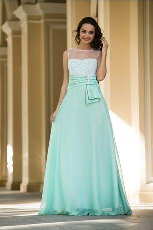 Продам вечернее платье T&R (подойдёт для наряда Снегурочки)