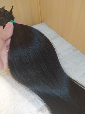 СЛАВЯНКА Натуральные капсулированные волосы 125 прядкй, 50см, 50 гр