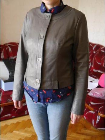 СРОЧНО! Женская кожаная куртка Actors в хорошем состоянии