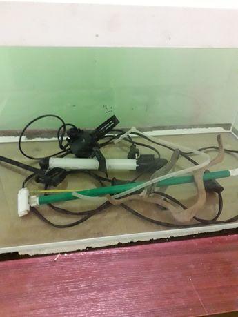 Akwarium aquael 60l okazja
