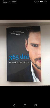 Książka 365 dni.