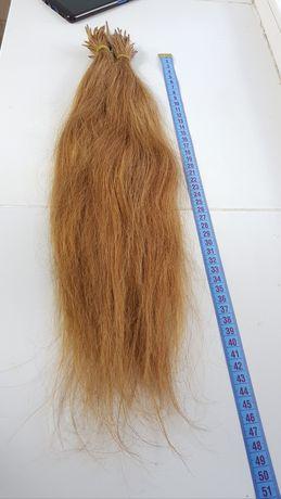 Натуральные волосы для наращивания б/у