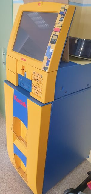 Kodak quiosque