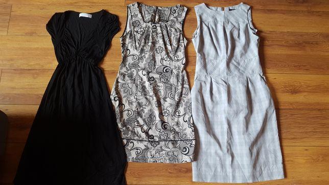 Sukienki 38/M brak czarnej