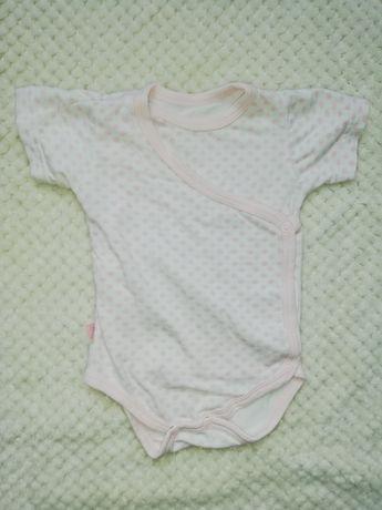 Body kopertowe dla dziewczynki, rozmiar 68