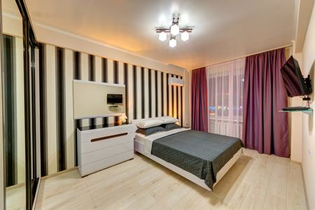Стильная двухкомнатная квартира на бульваре Леси Украинки, 36