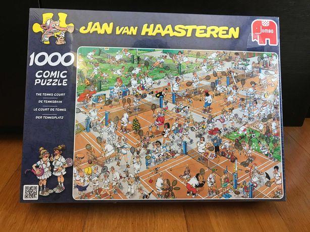 Comic Puzzle 1000 peças NUNCA ABERTO (ainda com plástico)