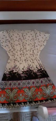 Spodnie i tunika ciążowa