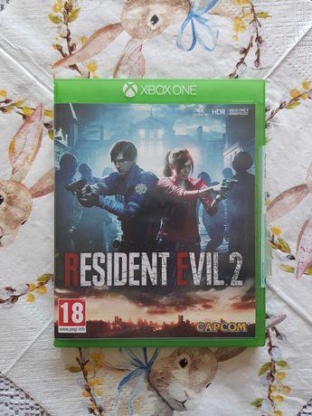 Resident Evil 2 PL Xbox One