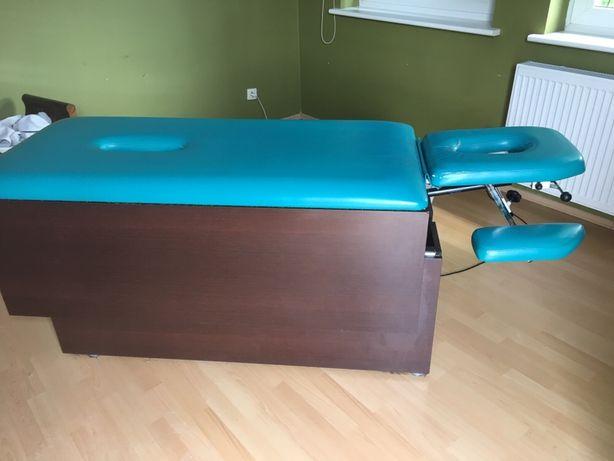 Leżanka Spa, łóżko do masażu z pilotem
