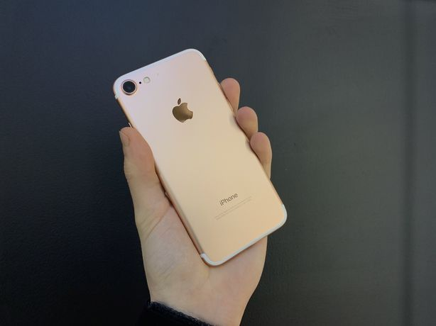 [iPhone|Айфон] 7 32 Gb [Rose Gold|Розовый] [Neverlock|Неверлок]