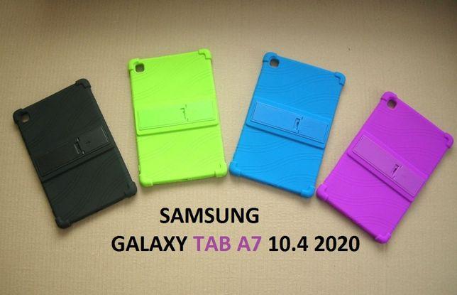 Прочный силиконовый чехол Samsung Galaxy Tab A7 10.4 2020 T500 T505