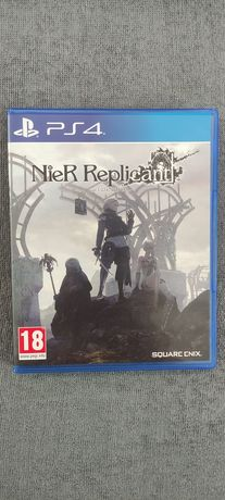 Nier Replicant PS4 konsola Sony PS5 Playstation Automata rpg