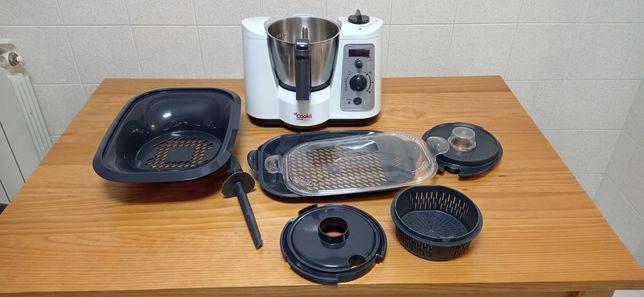 Robot de cozinha Cookii e acessórios