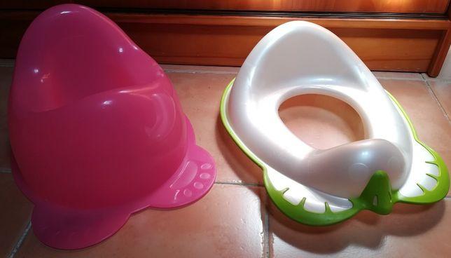 Bacio e redutor para sanita para bébé ou criança .