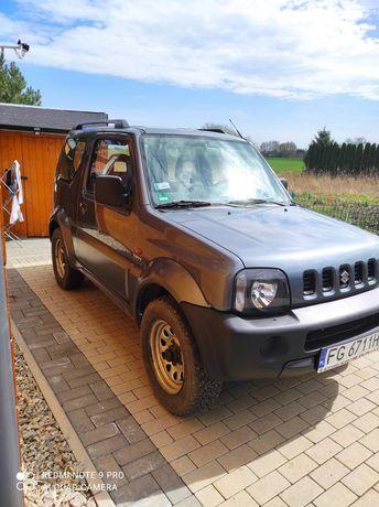 Sprzedam Suzuki Jimny 1.3 benzyna/gaz 2005r