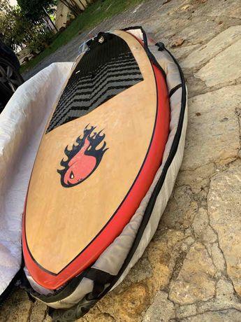 prancha sup paddle gong