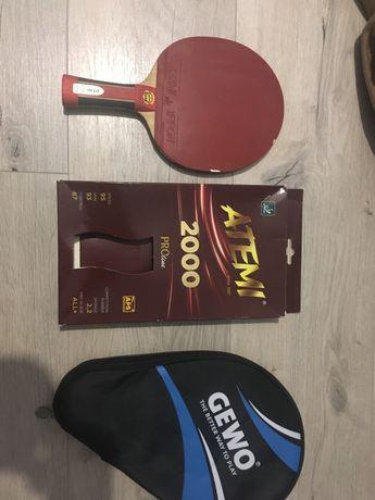 rakietka  do tenisa stolowego atemi 2000pro