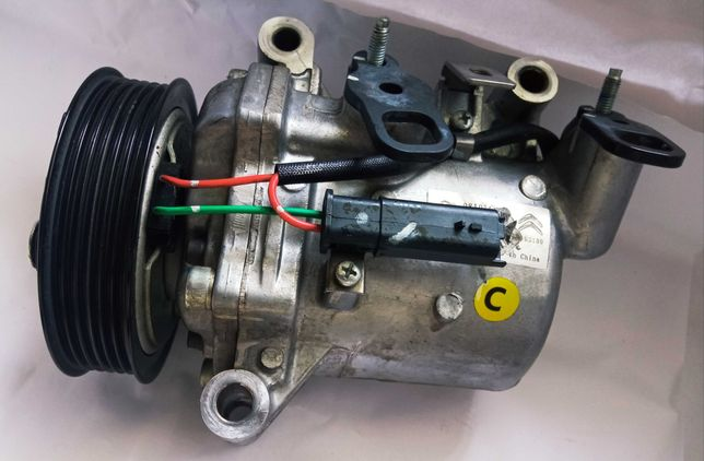 Хорошая цена за компрессор кондиционера  9810349980 Peugeot/Citroen
