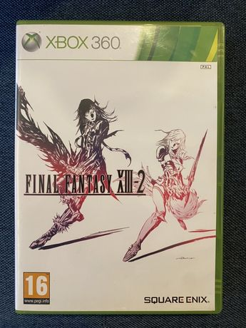 Final Fantasy XIII-2 XBOX360 Diablo Reaper of Souls