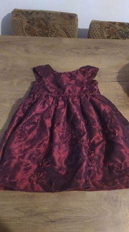 Sukienka dla dziewczynki rozm. 110