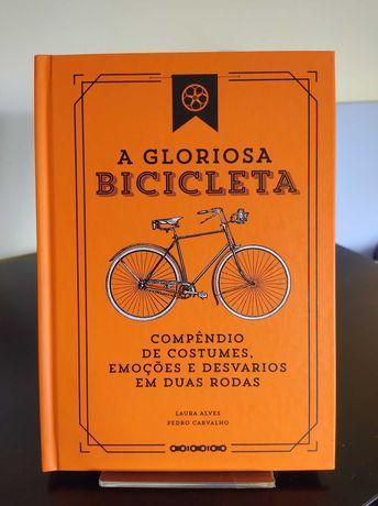 "Livro ""A gloriosa bicicleta"""