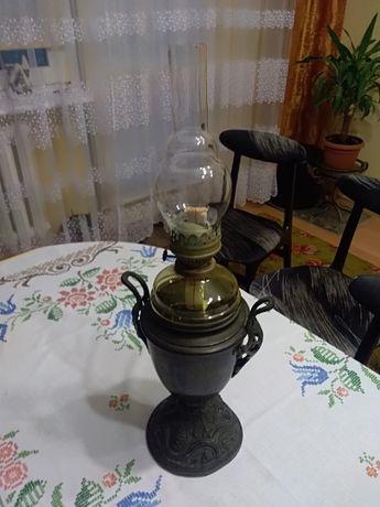 lampa naftowa zabytkowa