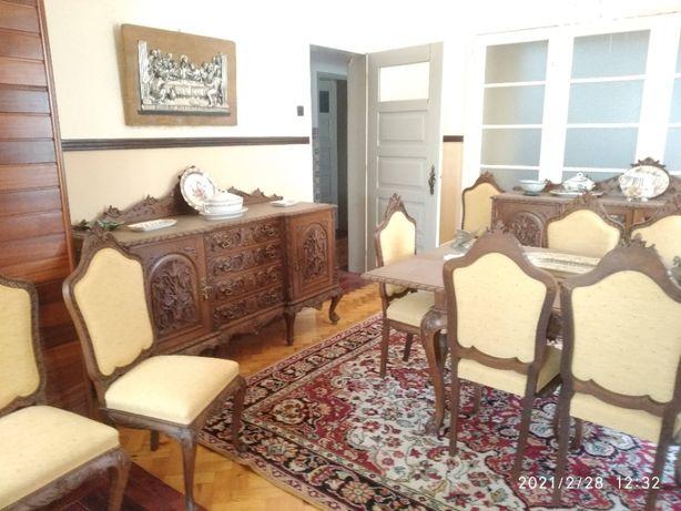 Mobília de Sala de Jantar Estilo Renascença