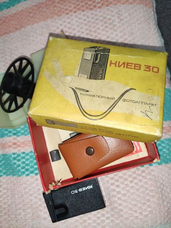 Продам миниатюрный фотоаппарат Киев 30