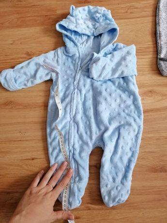 Kombinezon niemowlęcy 56 62