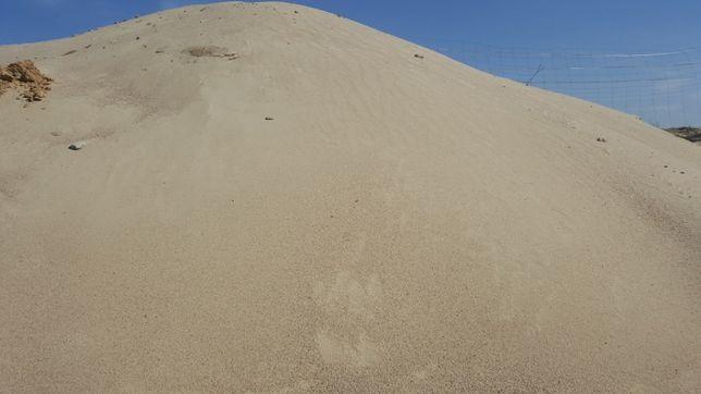 piasek 0-1 mm czysty tynki murowanie piasek biały kwarcowy