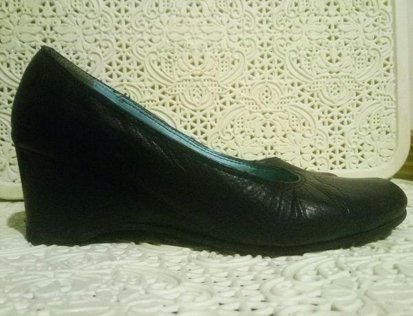 Мягусенькие туфли, кожа Vicino