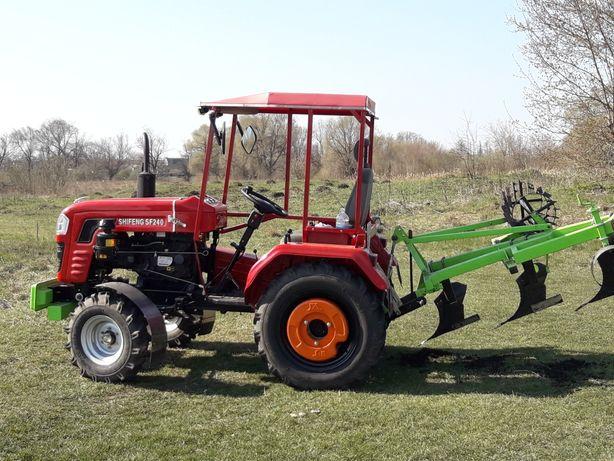 Трактор Шифенг комплексом