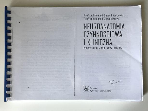 Neuroanatomia Narkiewicz skrypt